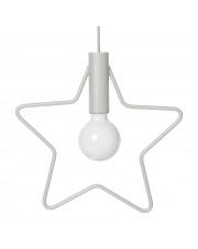 Minimalistyczna lampka wisząca GWIAZDKA / Star Pendant - ferm LIVING