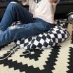 Fotografia, na której jest Mata do zabawy WOREK - Makaszka | PEONIE