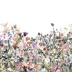 Fotografia, na której jest Fototapeta REBEL WALLS | May Meadow, Pastel