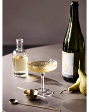 Kieliszki do szampana Ripple - 2 szt. - ferm LIVING