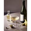 Fotografia, na której jest Kieliszki do szampana Ripple - 2 szt. - ferm LIVING