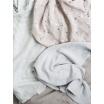 Fotografia, na której jest Muślinowe pieluszki Swan szare 70 x 70 cm - ferm LIVING | 3 szt.