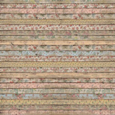 Fotografia, na której jest Fototapeta REBEL WALLS | Wall Garden