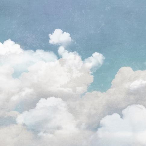 Fotografia, na której jest Fototapeta REBEL WALLS | Cuddle Clouds