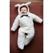 Fotografia, na której jest Elodie Details - kombinezon dziecięcy - Shearling 0-6 m-cy