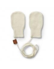 Elodie Details - Rękawiczki Vintage - Vanilla White 0-12 m-cy