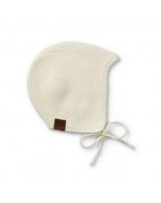Elodie Details - Czapka Vintage - Vanilla White 0-3 m-cy
