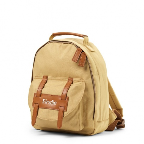 Fotografia, na której jest Elodie Details - Plecak BackPack MINI - Gold