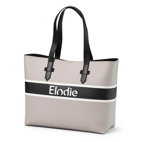 Fotografia, na której jest Elodie Details - Torba dla mamy - Saffiano Logo tote