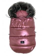Śpiworek wodoodporny Premium - Makaszka | Metallic Pink