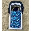 Fotografia, na której jest Śpiworek wodoodporny Premium - Makaszka   Night Flowers