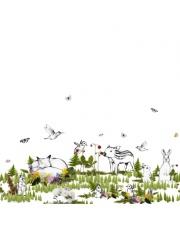 Fototapeta REBEL WALLS | The Rabbit's Playground