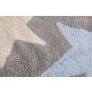 Fotografia, na której jest Dywan bawełniany TRES ESTRELLAS - różne kolory - Lorena Canals