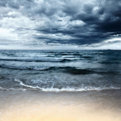 Fotografia, na której jest Fototapeta REBEL WALLS | Sea