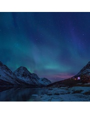 Fototapeta REBEL WALLS | SCANDINAVIA Northern Lights