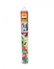Plus-Plus, Mini Tuba Jednorożec - 100 szt