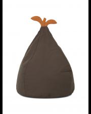 Puf bawełniany GRUSZKA / Pear Bean Bag - ferm LIVING | zielony