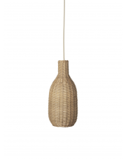 BRAIDED | Lampa pleciona BOTTLE - ferm LIVING