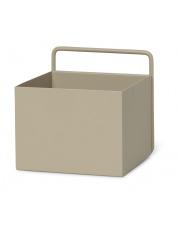 Kwietnik / półka ścienna WALL BOX S - ferm LIVING | cashmere