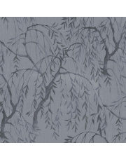 Fototapeta REBEL WALLS | LA CHINOISERIE Weeping Willows, Still Waters Blue