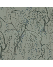 Fototapeta REBEL WALLS | LA CHINOISERIE Weeping Willows, Jade