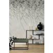 Fotografia, na której jest Fototapeta REBEL WALLS | LA CHINOISERIE Lush Foliage, Sage Tint