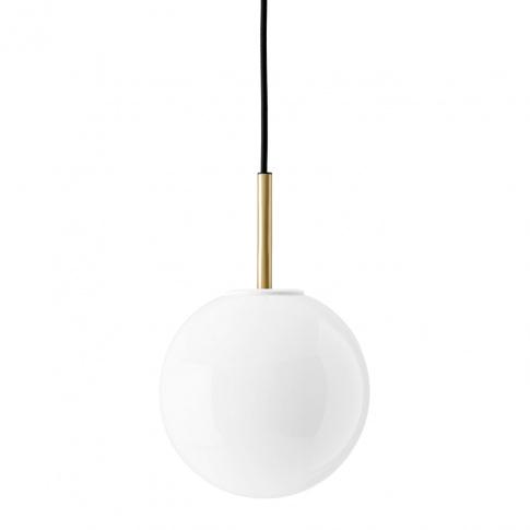 Fotografia, na której jest Lampa wisząca TR BULB - MENU | mosiężna