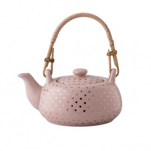 Fotografia, na której jest Dzbanek do herbaty Henrietta - Bloomingville