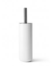Szczotka WC biała - MENU