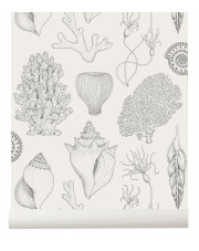 Tapeta muszle SHELLS off white - ferm LIVING