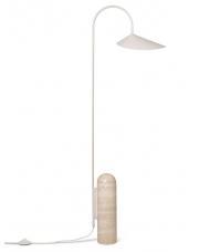 Lampa podłogowa ARUM kaszmirowa - ferm LIVING