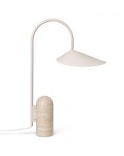 Lampa stołowa ARUM kaszmirowa - ferm LIVING