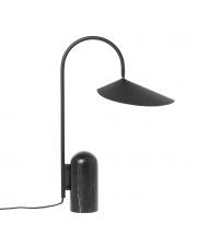 Lampa stołowa ARUM czarna - ferm LIVING