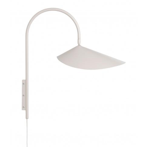 Fotografia, na której jest Lampa ścienna ARUM kaszmirowa - ferm LIVING