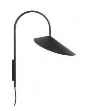Lampa ścienna ARUM czarna - ferm LIVING