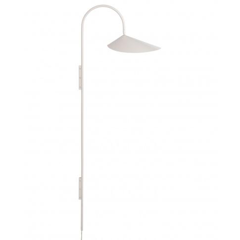 Fotografia, na której jest Lampa ścienna ARUM wysoka kaszmirowa - ferm LIVING