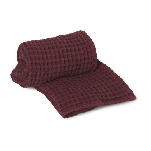 Fotografia, na której jest Ręcznik do rąk ferm LIVING | Cinnamon