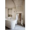 Fotografia, na której jest Ręcznik kąpielowy ferm LIVING | Dusty Rose