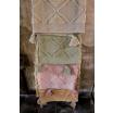 Fotografia, na której jest Dywan bawełniany TRIBU Vintage Nude - Lorena Canals