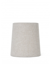 Abażur lampy Hebe M - ferm LIVING | natural