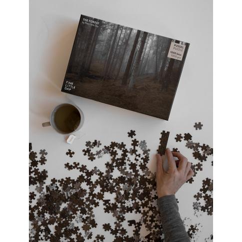 Fotografia, na której jest Puzzle 1000 LAS - Fine Little Day