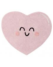 Dywan bawełniany Happy Heart - Lorena Canals