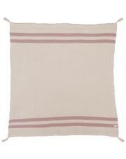 Koc bawełniany Stripes - Lorena Canals