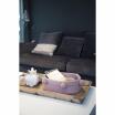 Fotografia, na której jest Kosz dekoracyjny Tray Natural - Lorena Canals