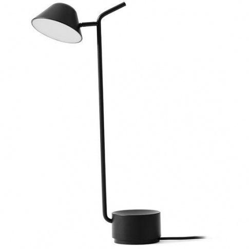 Fotografia, na której jest Lampa stołowa Peek - Menu