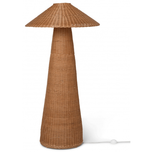 Fotografia, na której jest Lampa podłogowa Dou - ferm LIVING