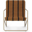 Fotografia, na której jest Krzesło dziecięce Desert - ferm LIVING