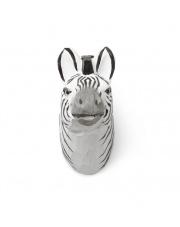 Wieszak ręcznie rzeźbiony Zebra - ferm LIVING