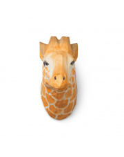 Wieszak ręcznie rzeźbiony Żyrafa - ferm LIVING