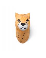 Wieszak ręcznie rzeźbiony Gepard - ferm LIVING